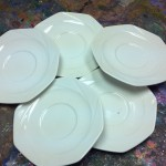 9/12-9/18- Porcelain Dishes