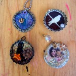 Bottlecap Charms