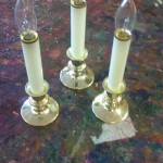 2/27-3/4- Faux Candle Sticks