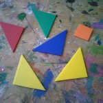 7/5-7/9- Tangrams