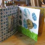 Maisy's Altered CD Book
